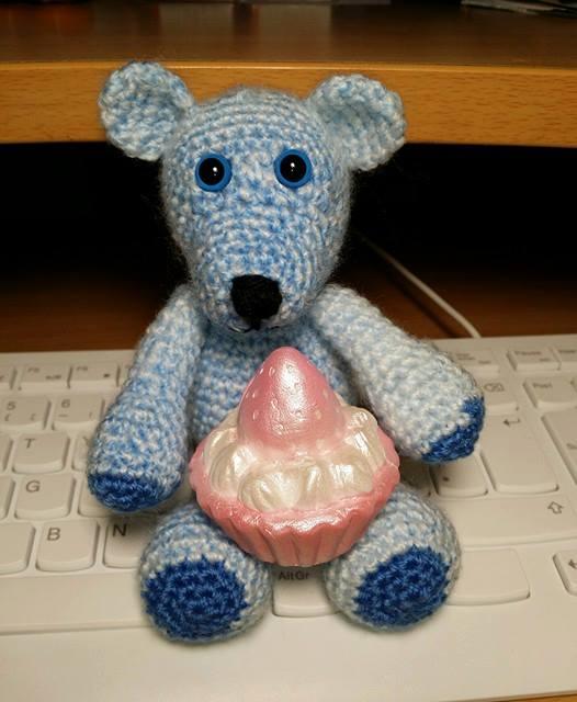 ours bleu lds