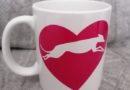 Mug Rose Clair